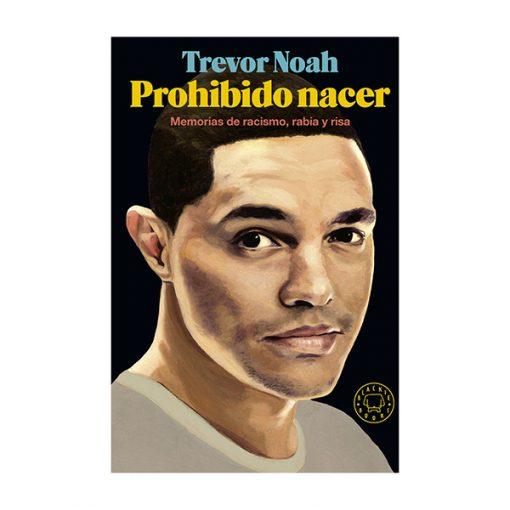 Prohibido Nacer de Trevor Noah