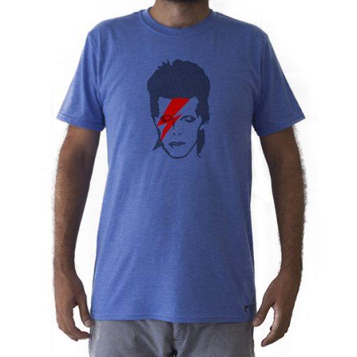 Camiseta Bowie Rayo