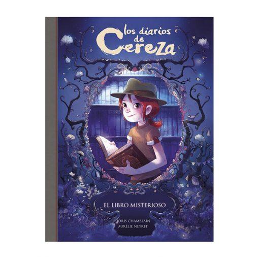 Los Diarios de Cereza El Libro Misterioso
