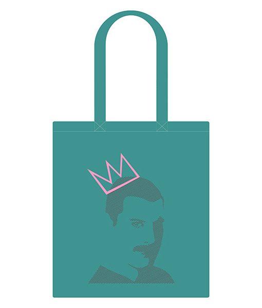 Tote Bag Freddie Mercury Queen