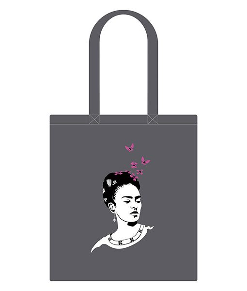 Tote Bag Frida Kahlo Mariposas