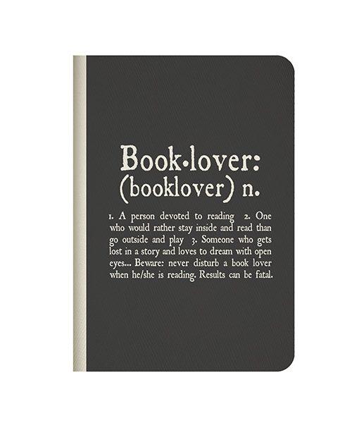 Cuaderno Booklover PAPEL FSC