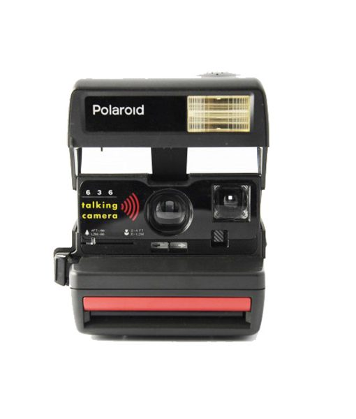 Polaroid Talking Camera 636 Segunda Mano