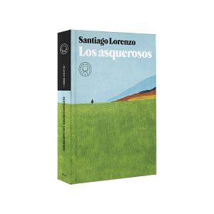 Los asqueroso Santiago Lorenzo Blackie Books