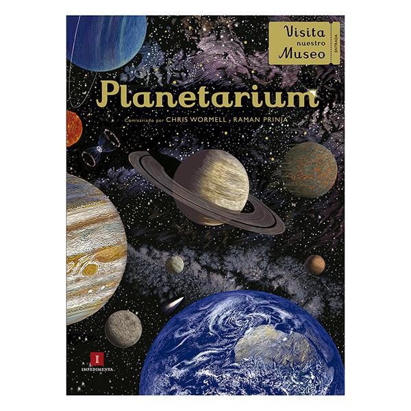 Planetarium Libro Impedimenta