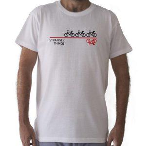 Camiseta Stranger Things Hombre