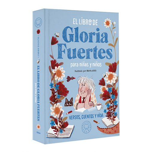 EL LIBRO DE GLORIA FUERTES PARA NIÑAS y NIÑOS | Blackie Books