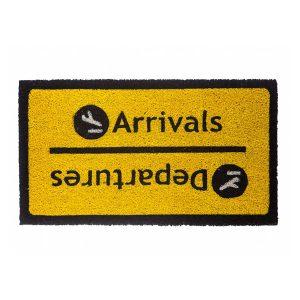 Felpudo Arrivals Departures