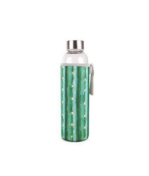 Botella de cristal Cactus