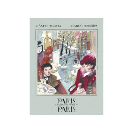 PARIS SERA TOUJOURS PARIS | María Herreros y Máxim Huerta