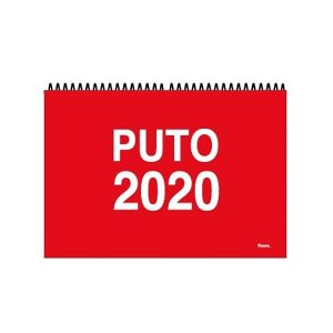 Calendario Puto 2020 de Pared