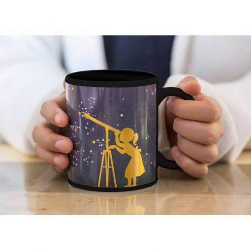 Taza Mágica Astrónoma