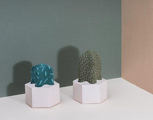 Cactus Socks Astros y Mammillaria