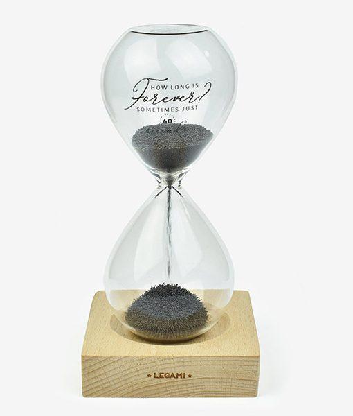 Reloj de Arena Magnético
