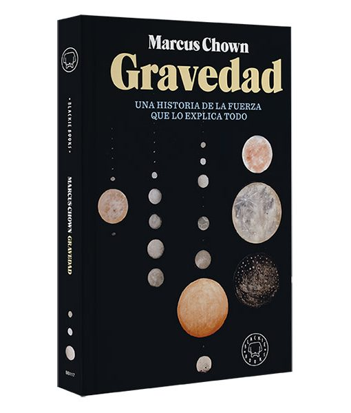 Gravedad Blackie Books