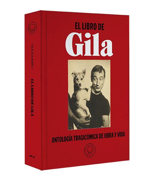 El libro de Gila Blackie Books