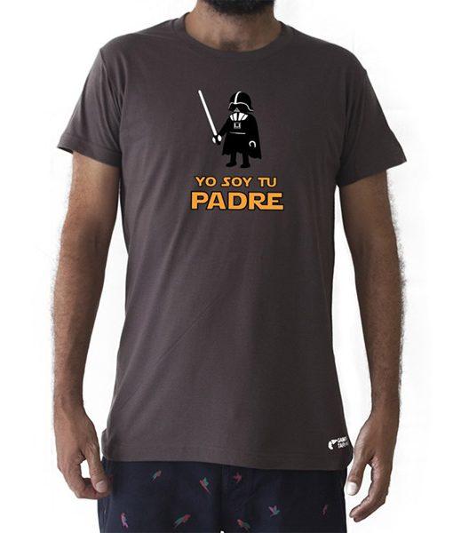Camiseta Yo soy tu padre playmobil