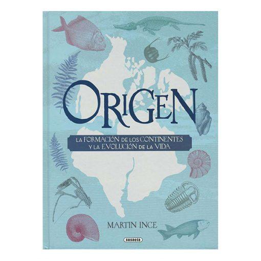 Origen La formación de los continentes