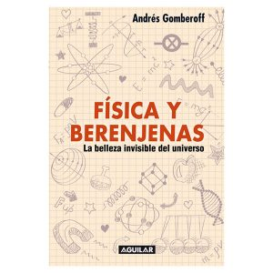 FÍSICA Y BERENJENAS. La belleza invisible del universo | Andrés Gomberoff