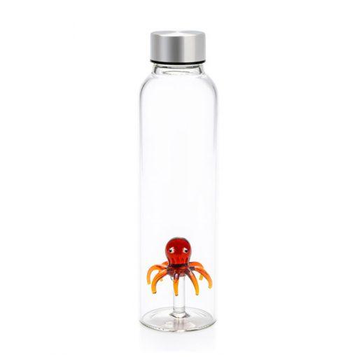 Mini Botella Pulpo Octopus