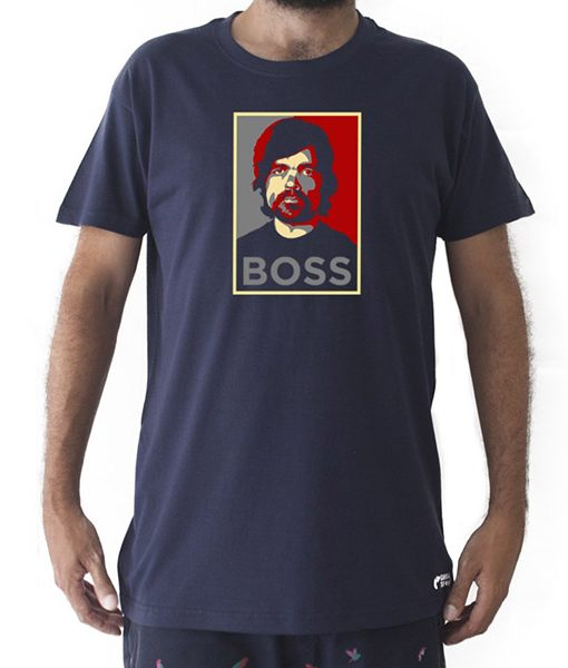 Camiseta Boss Juego de Tronos | Hombre