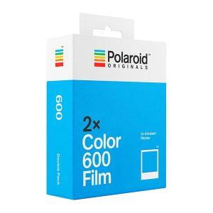 Pack 2 Películas 600 Color Polaroid Originals