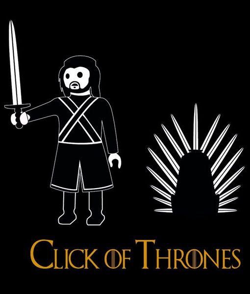 JUEGO DE TRONOS Click of Thrones