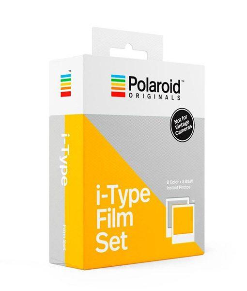 Pack 2 Películas i-Type Color y Blanco y Negro