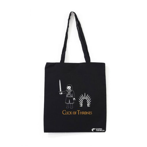 Tote Bag Click of Thrones