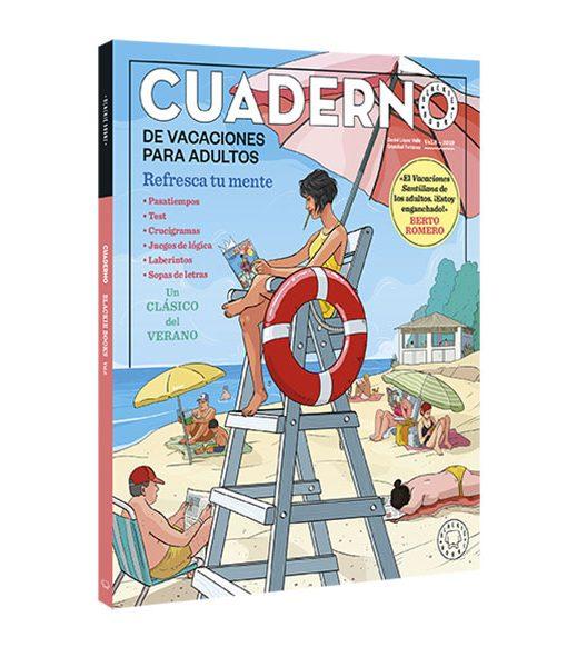 CUADERNO DE VACACIONES PARA ADULTOS 2019 | Blackie Books