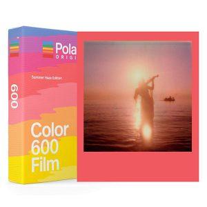 Película Color 600 Summer Edition para Polaroid
