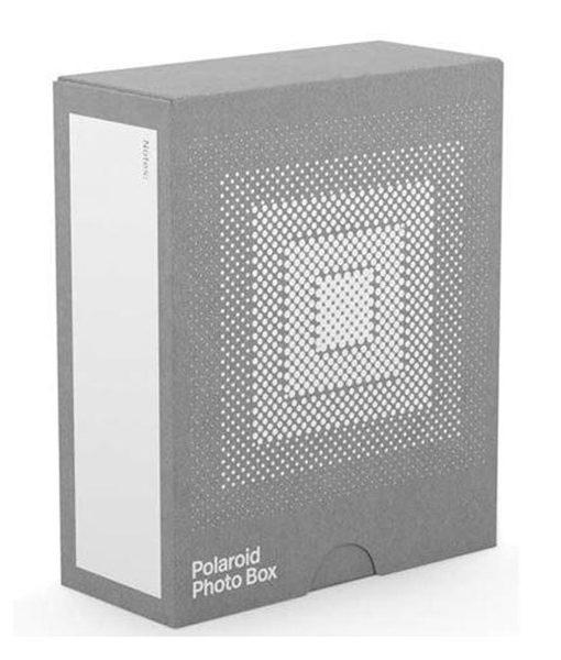 Caja para guardar fotos Polaroid