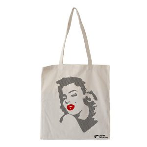 Tote Bag Marilyn Monroe