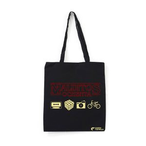 Tote Bag Malditos Ochenta | Stranger Things