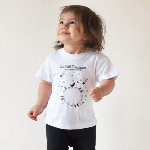 Camiseta Le Petit Dinosaure Niño/Niña