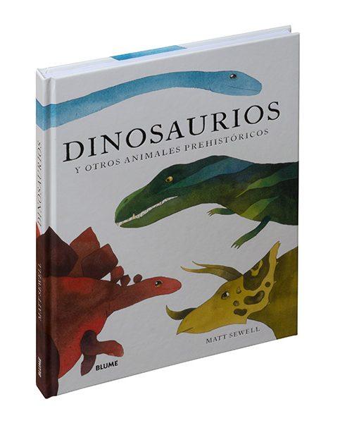 DINOSAURIOS y otros animales prehistóricos | BLUME