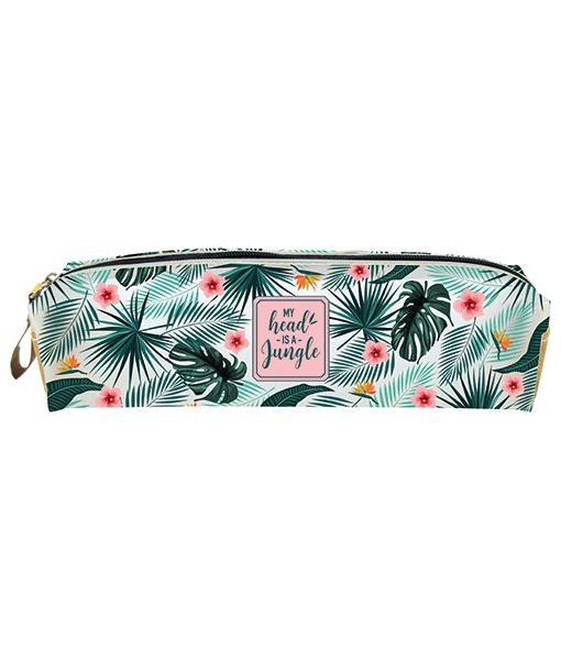 Estuche My Pencil Case Jungla Tropical