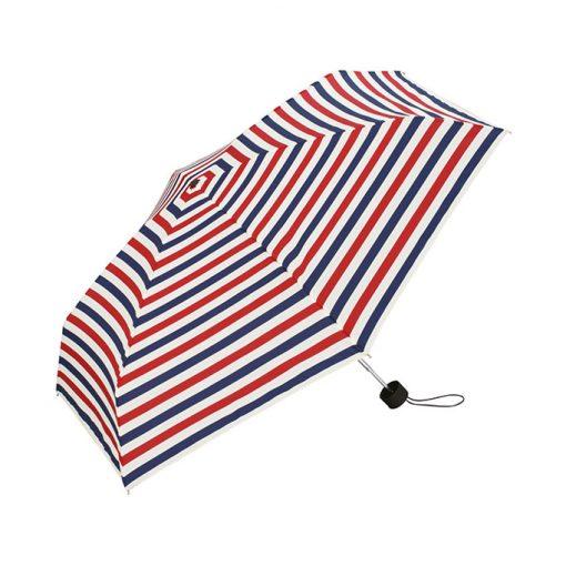 Paraguas Plegable Mini Tricolor