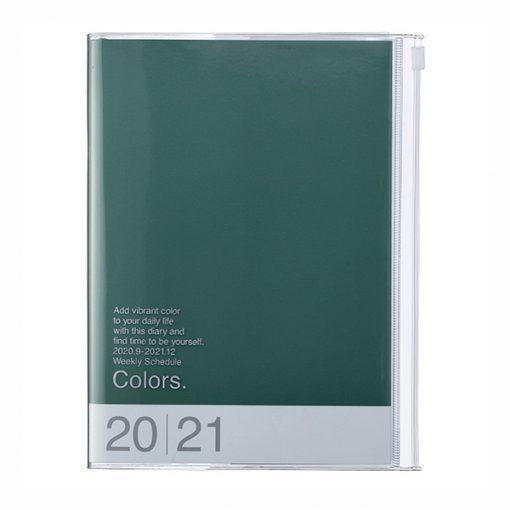 Agenda 2020-2021 Verde