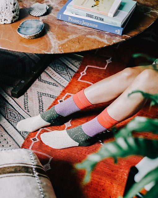 calcetines burrito mexicano