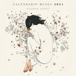 Calendario de Pared Conrad Roset 2021