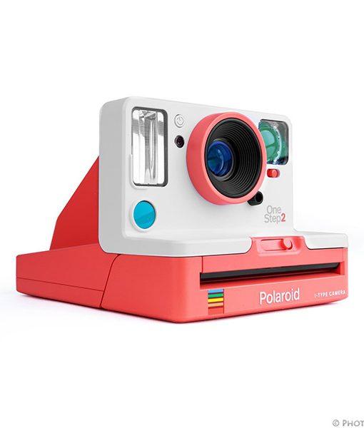Polaroid One Step 2 VF Coral