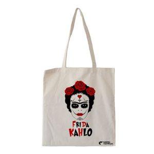Tote Bag Frida Kahlo Calavera