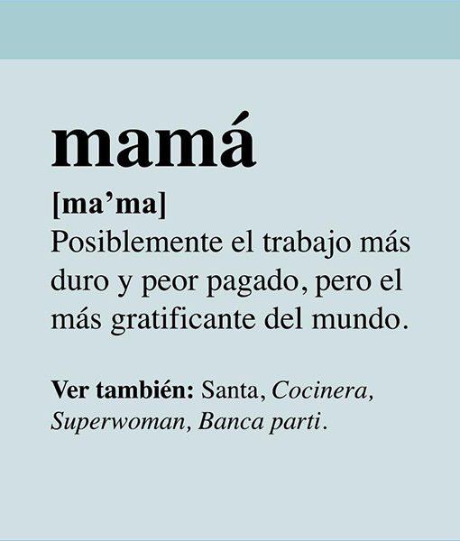 Calcetines Mamá