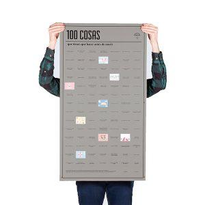 100 Cosas que debes hacer antes de morir (INGLÉS)