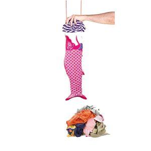 Koinobori Rojo Bolsa para la ropa sucia