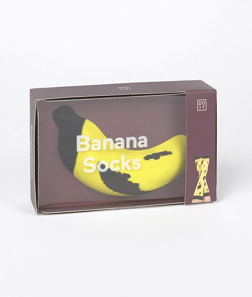 Banana Socks Calcetines divertidos