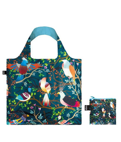 Bolsa de la Compra Birds Shopping Bag Hvass & Hannibal