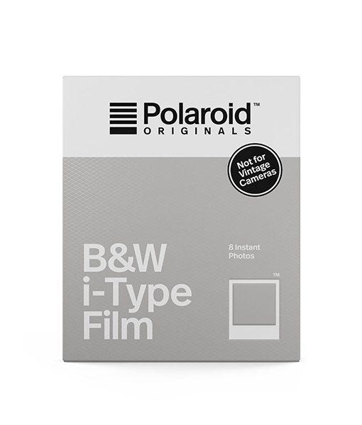 Película i-Type Blanco y Negro