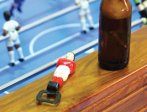 Bottle Opener Foosball